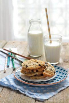 Un, deux, trois cookies