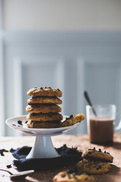 Les cookies au sésame
