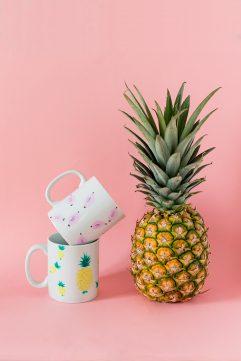 Les mugs fruités !