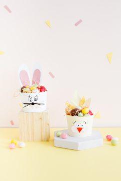 DIY : Réalisez des petits paniers pour Pâques