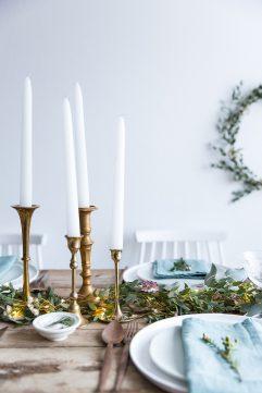 La table de Noël 2017