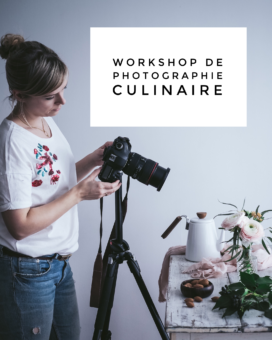 Workshop de stylisme et photographie culinaire à Paris // Christelle is Flabbergasting x Carnets Parisiens