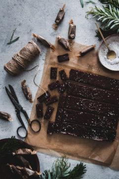 #6 Les caramels au chocolat