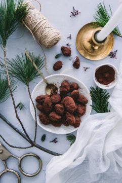 #10 Les amandes au chocolat