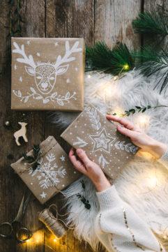 #21 Emballer ses cadeaux