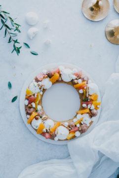 #18 La couronne agrumes-chocolat