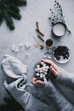 #22 Le chocolat chaud épicé